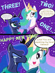 New year's Sisterly Love