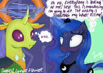 Everypony is starring at me...