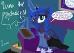 Luna the Psychologist