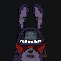Withered Bonnie by Ponyed-Characters