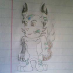 Alex (Xeronican Vermal form)