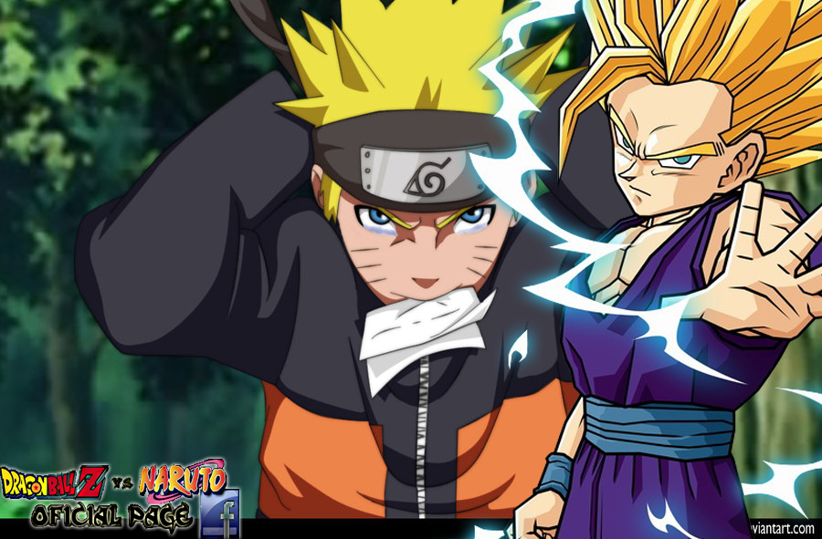 Thoughts and sugestions for naruto x dragon ball z crossover - Naruto and dragonball z ...