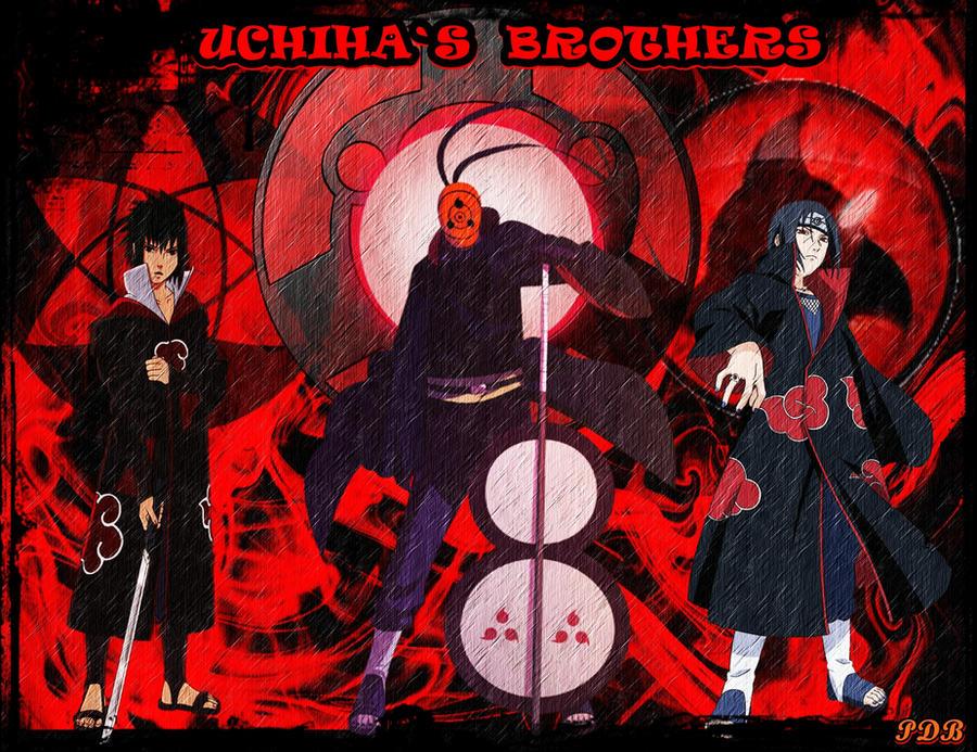 Uchiha Family Wallpaper  Uchiha Family Wallpaper