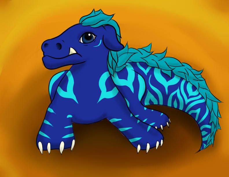 Dragon for AVI by Akarisoma