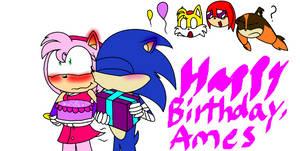 Birthday Gift for Amesrose257