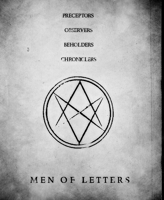 Men Of Letters by BobbysIdjit on deviantART