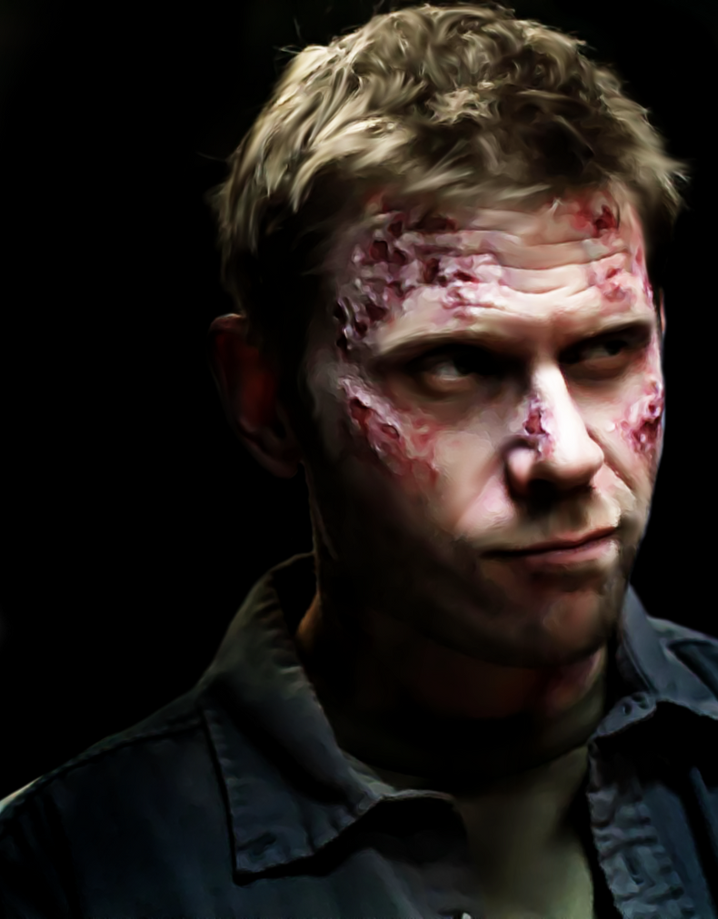 Gotta love Misha Collins for his stupendous acting Jimmy
