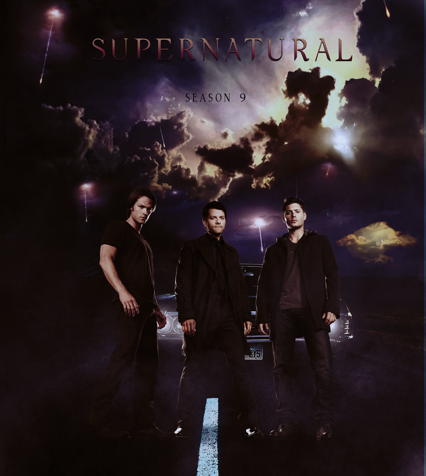 Supernatural Season 9 by BobbysIdjit on DeviantArt