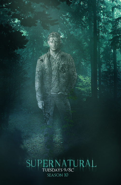 Supernatural Season 10 Poster : Dean Winchester by ...