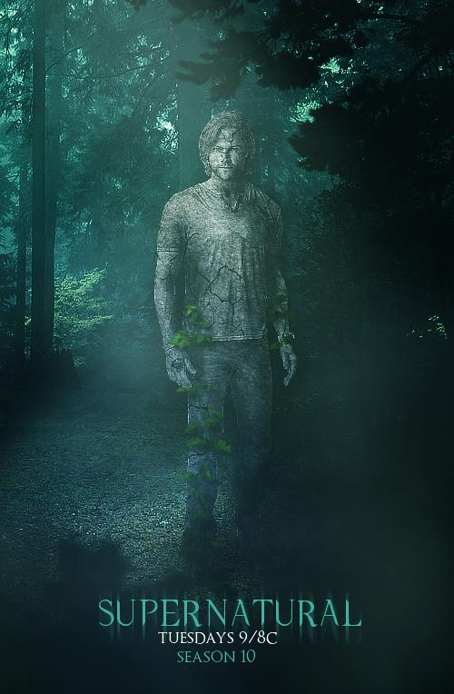 Supernatural Season 10 Poster : Sam Winchester by ...