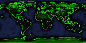 World Map Alteration