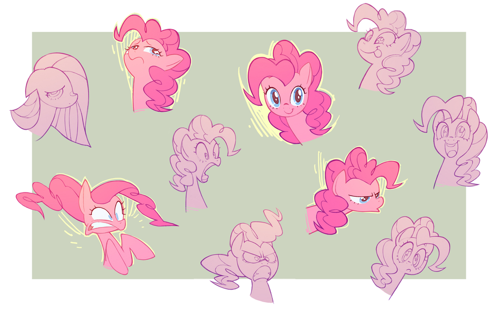 Pinkie Expression by linkitch