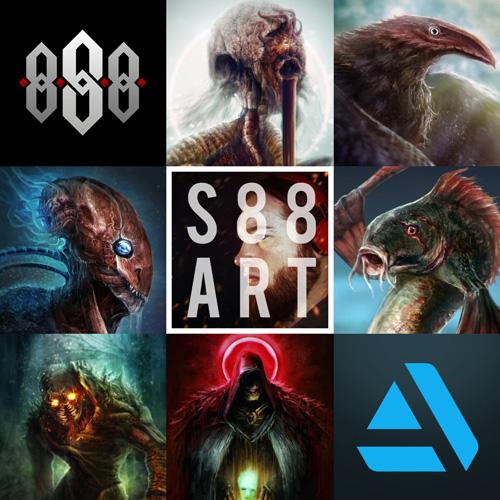 Artstation New Small by S88ART
