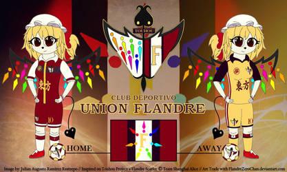 :AT: Club Deportivo Union Flandre by tailsverdolaga8994