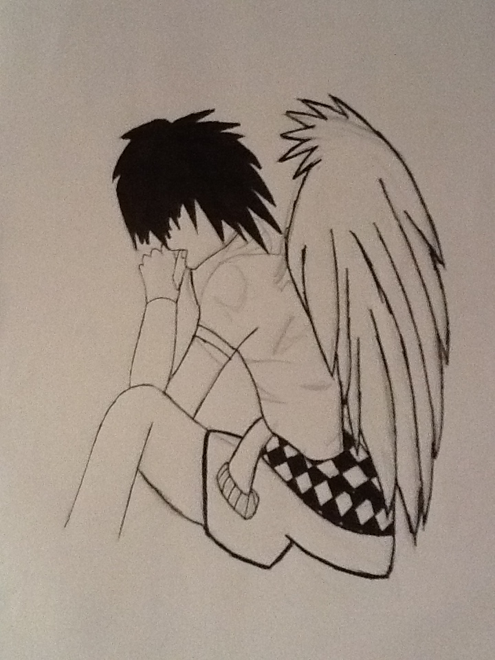 Emo fallen angel by x andy sixx x on deviantart emo fallen angel by x andy sixx x thecheapjerseys Image collections