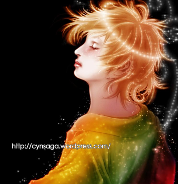 Sparkling Angel by cynthiafranca