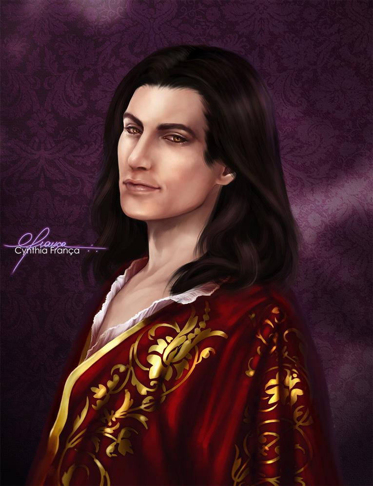 Dracula Louiss by cynthiafranca