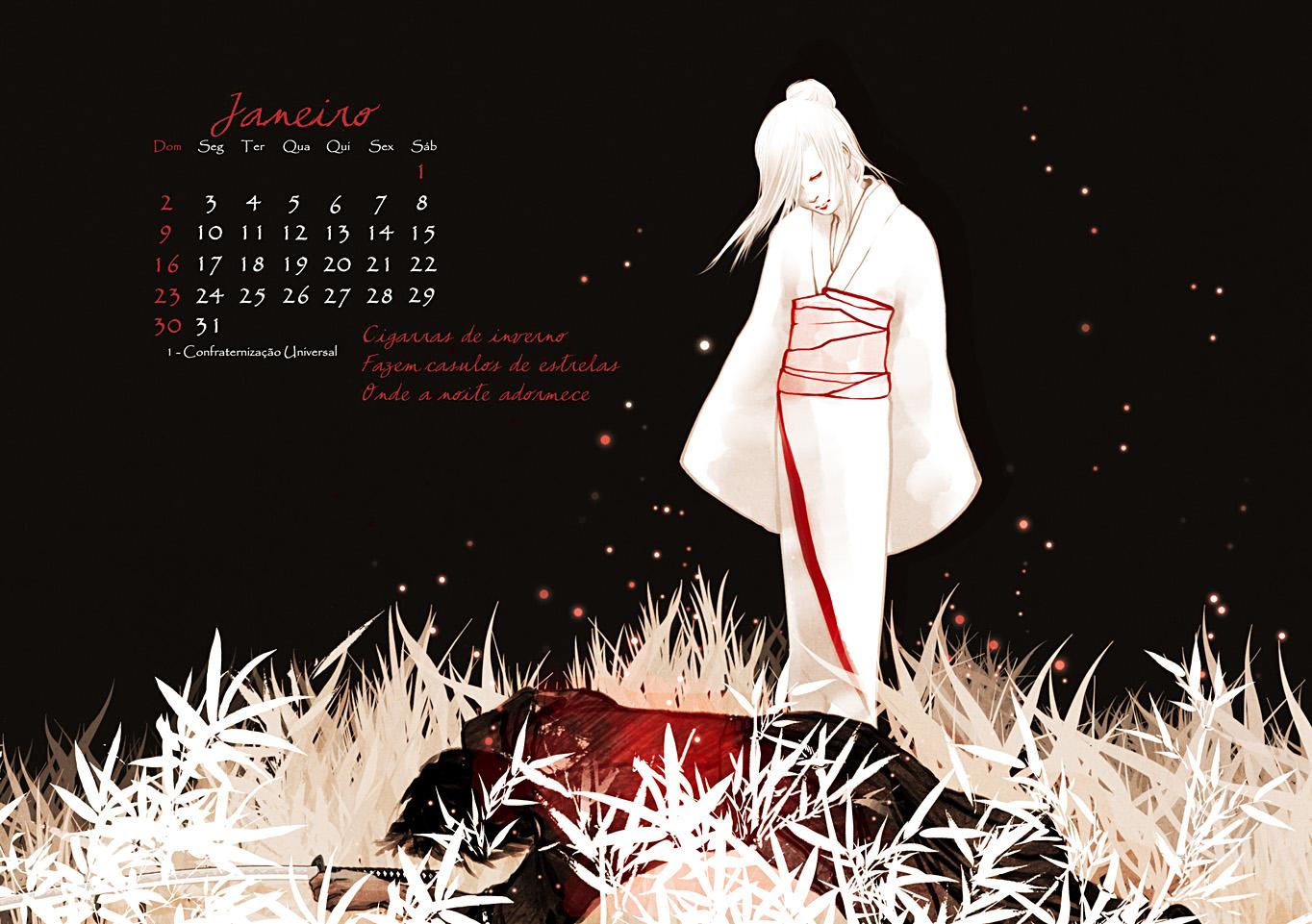 Calendar 2011: January