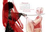 Calendar 2011: February