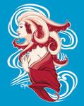 Water Geishas: Axolotl