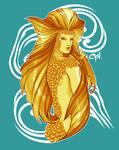 Water Geishas: Koi