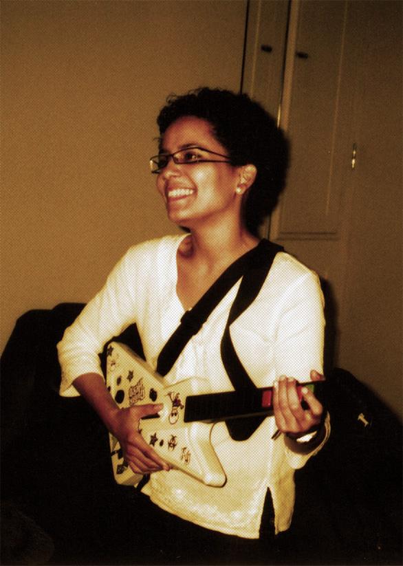 Guitar Hero ID by cynthiafranca