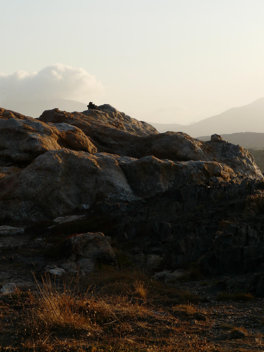Cliffs 13 by YsaeddaStock