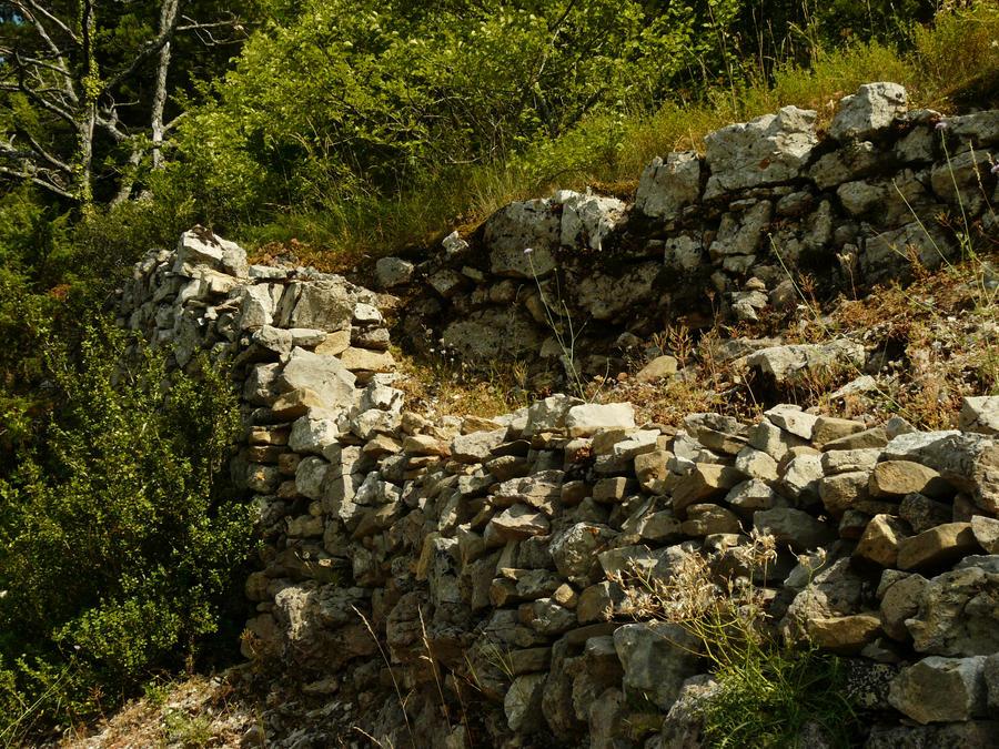 Ruins 8 by YsaeddaStock