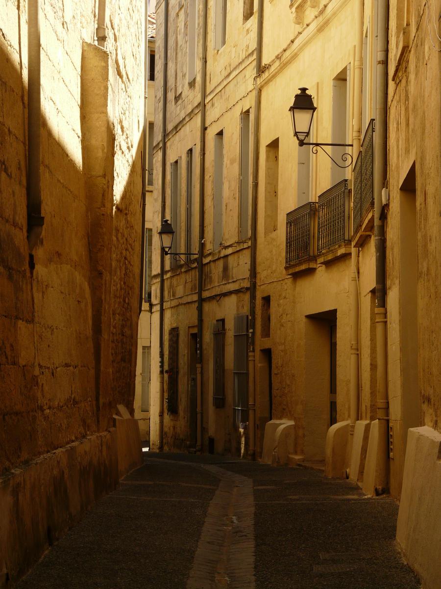 Alley 1 by YsaeddaStock