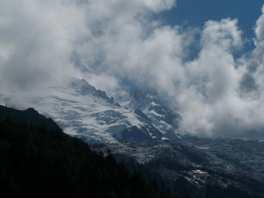 Mountains 5 by YsaeddaStock