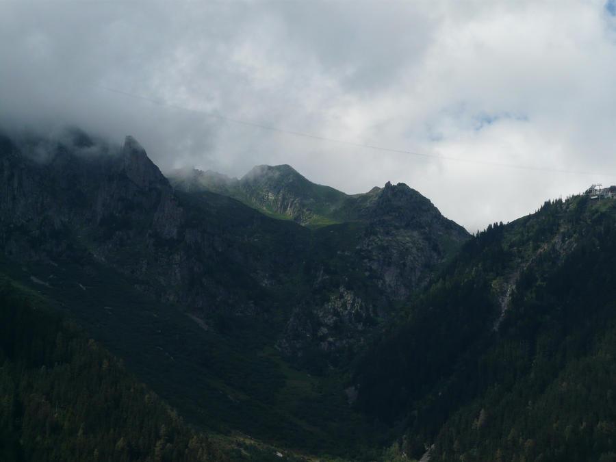 Mountains 6 by YsaeddaStock