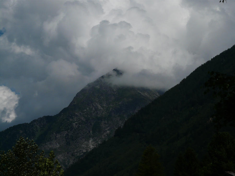 Mountains 9 by YsaeddaStock