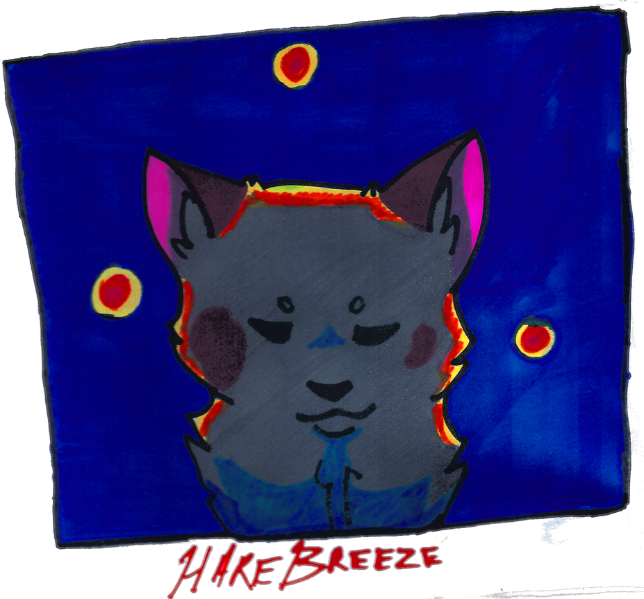 Sharpie Harebreeze by ResHusky