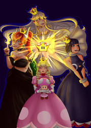 Super crown by manon1998