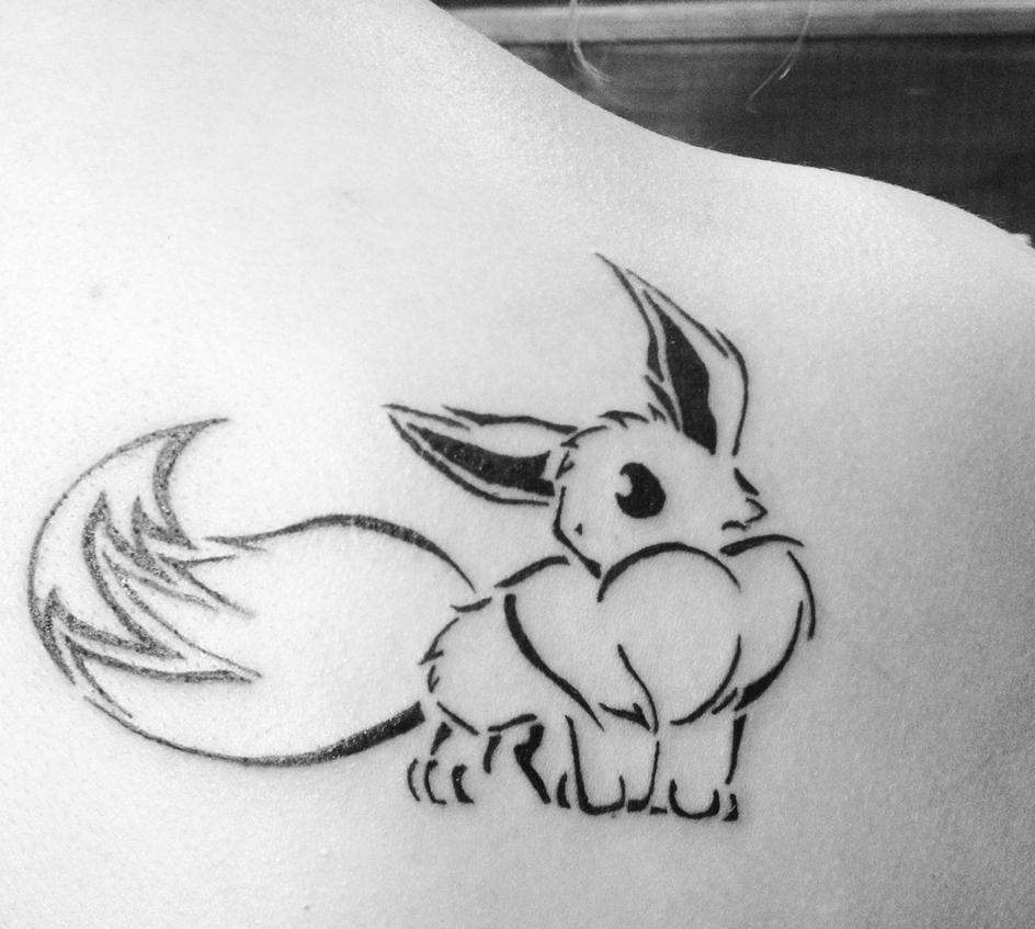 eevee tattoo - photo #29
