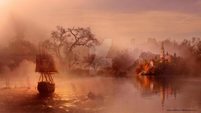 Memorie sull'acqua by keldrane