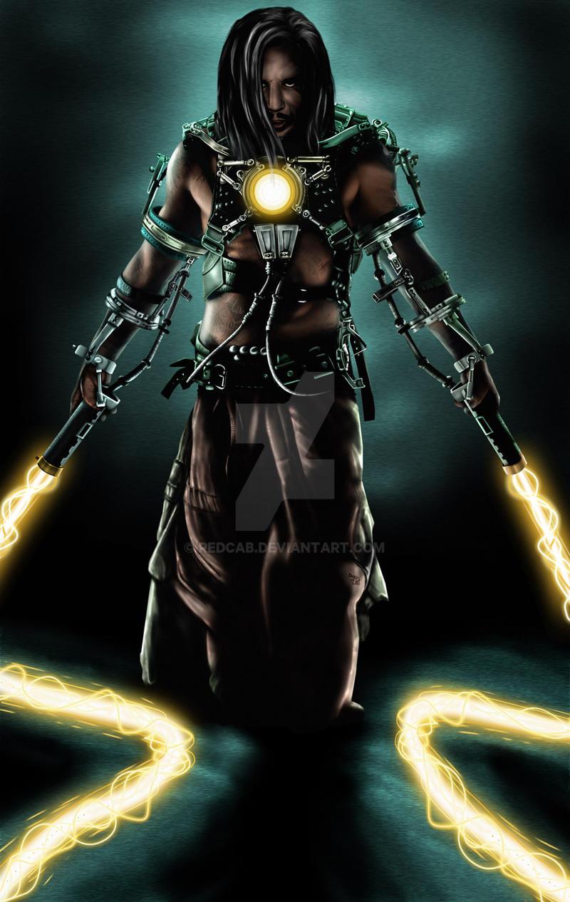Whiplash from Iron Man 2 by redcab on DeviantArt