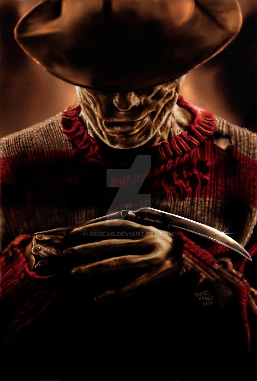 Freddy Krueger By Redcab