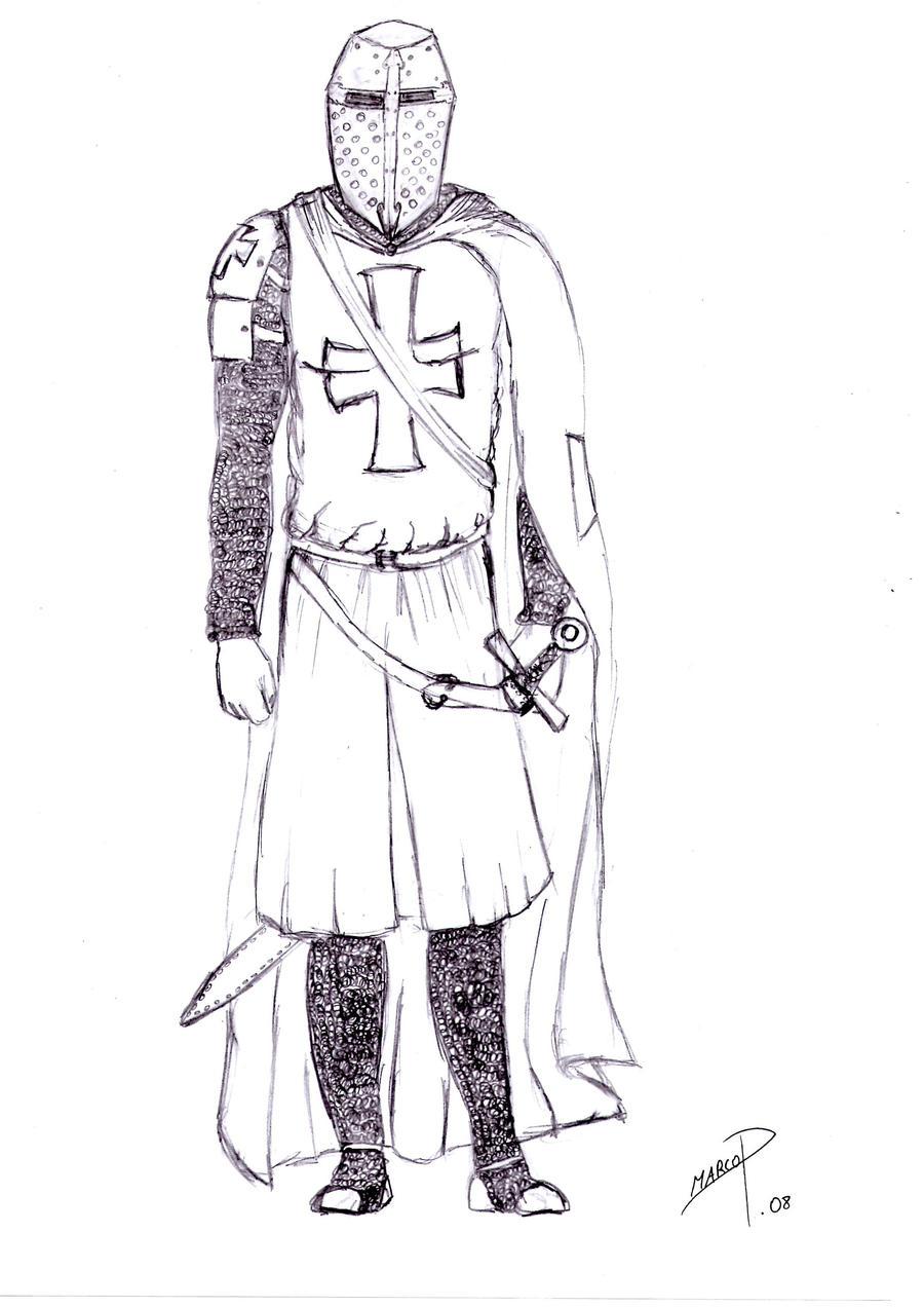 Knight Templar by PrampoKing on DeviantArt