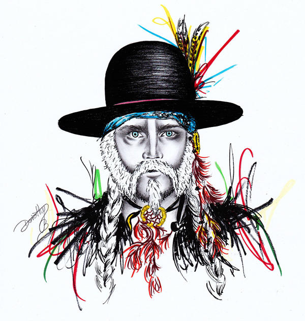 Adam Lambert - Halloween Spirit by dojjU