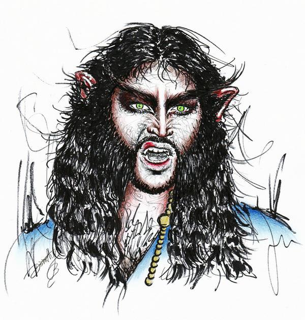 Adam Lambert - Werewolf by dojjU