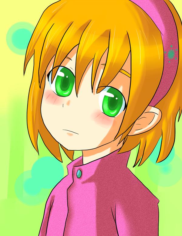Chris by fi-chan2
