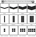 Ranks of the Grand Army of the Republic (Clones)