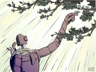 Laputa Robot