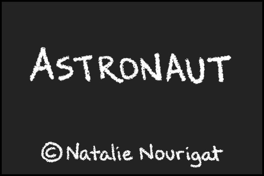 Astronaut animatic by Tallychyck