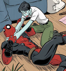 Deadpool #250 (a.k.a. #45)