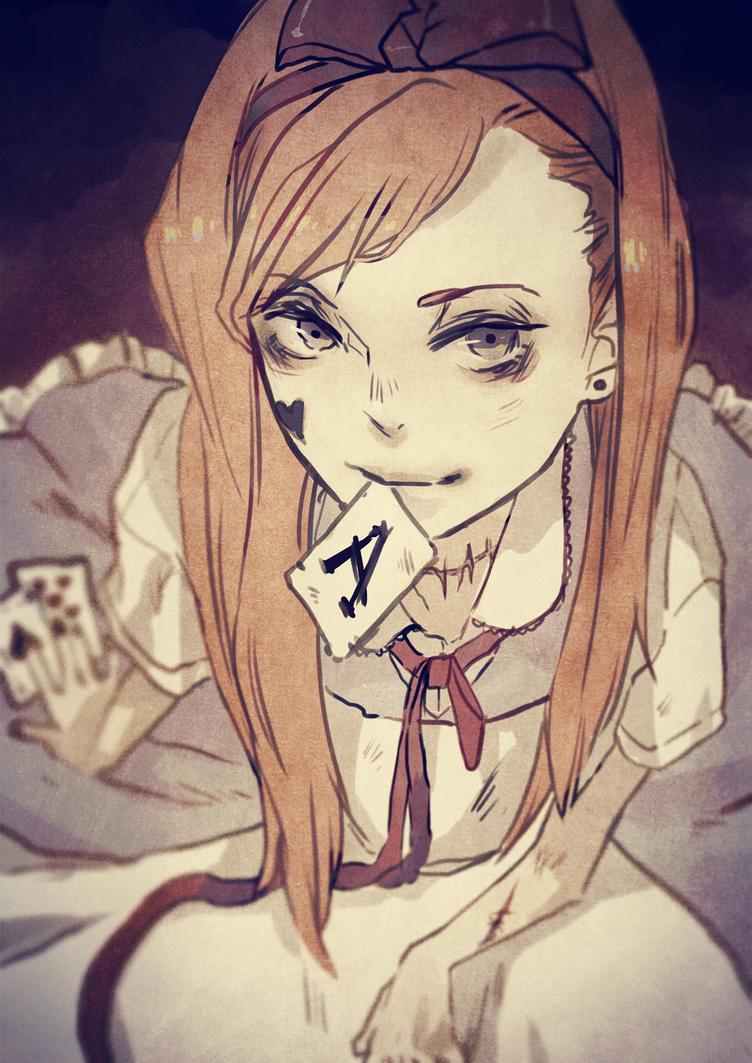 Alice by Curazi