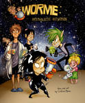 Worme Cover by Super-Chi