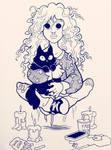 Inktober 02 - Which Witch
