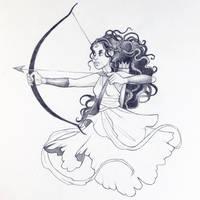Artemis by Super-Chi